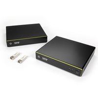 Kit d'extension KVM fibre optique, Emerald® KVM sur IP 4K DisplayPort  Teaser