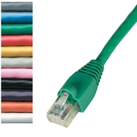 Cordon de brassage Ethernet CAT6 550 MHz GigaTrue® anti-accrochage, non blindé (UTP)