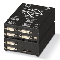 ACS4022A-R2-SM: 1 DVI-D Single-Link, USB HID, Audio, RS-232