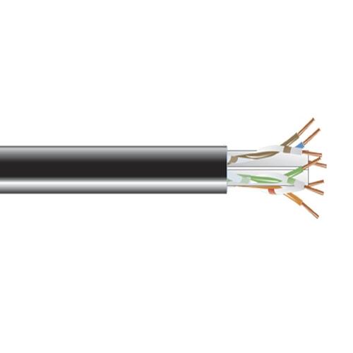 C6gf a 1000 c ble cat6 utp monobrin pour ext rieur en for Cable pour eclairage exterieur