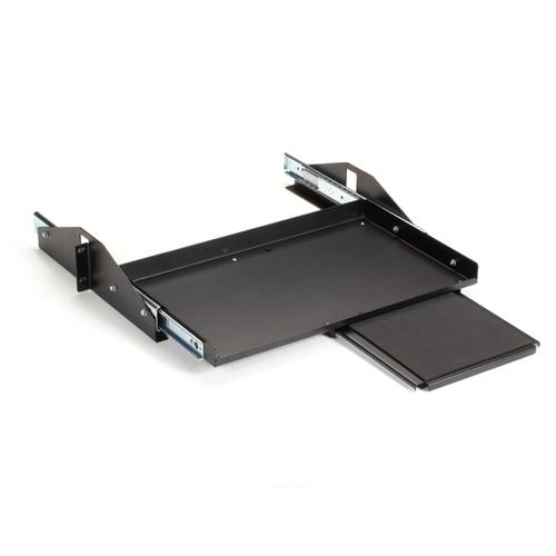 RM382 R3, Étagère clavier coulissante Black Box
