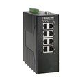 Switch Ethernet 10/100 durci administré, rail DIN, CC