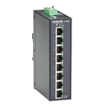 Switch Gigabit 8 ports PoE+ durci