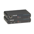 Extender KVM LRX – DVI, USB 2.0, serial, audio